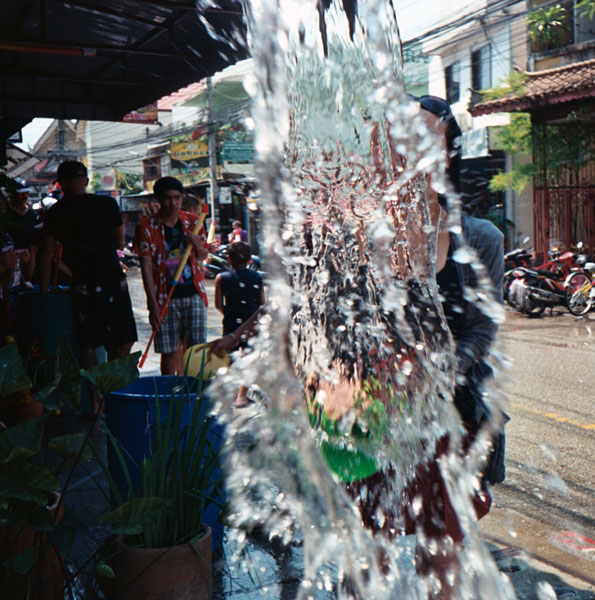 KekeTop © photo from the series Marginal Slope - Songkran Chiang Mai 2012