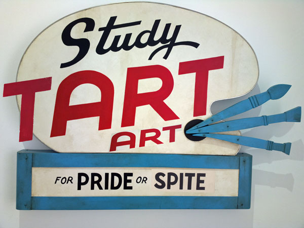 Study Tart Art in Venice for Pride or Spite
